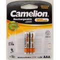 Элемент пит.Camelion Аккумулятор R3(AAA)-800mAh Ni-Mh BL2 (3746)