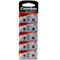 Элемент пит.Camelion AG04/377A Alkaline BL10 (00844)  1шт