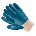 Перчатки нитрил с манжетом