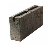 блок керамзитовый стеновой 50% 190*390*188