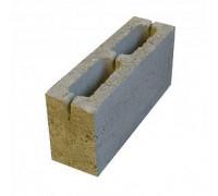 Блок карбон  перегородочный 120*400*188