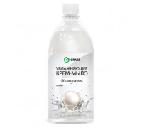 GRASS Жидкое крем-мыло Milana жемчужное с дозат. 1л