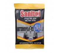 SANITOL Средство для чистки труб 90гр ЧС-152