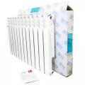 Радиатор алюм. AL STI 500/80 10 сек.