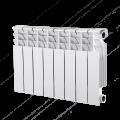 Радиатор алюм. AL STI  500/100 8 сек.