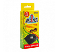 Абсолют приманка от садовых муравьев (4 шт в коробке)