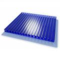 Поликарбонат 2,1м*6м*4мм синий