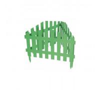 Забор декор МАРОККО 28*300 зеленыйPALISAD