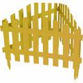 "Забор декоративный ""Марокко"" 28*300см желтый PALISAD"
