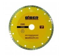 Диск БИБЕР алмазн. Турбо стандарт  125мм
